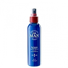 Pflege-Haarspray flexibler Halt - CHI Man The Finisher Grooming Spray — Bild N1