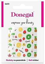 Düfte, Parfümerie und Kosmetik Dekorative Nagelsticker 3699 - Donegal