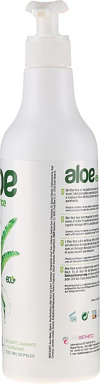 Regenerierendes Körpergel für empfindliche und allergische Haut mit Aloe Vera - Diet Esthetic Aloe Vera Gel — Bild N2