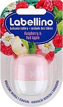 Düfte, Parfümerie und Kosmetik Lippenbalsam mit Himbeer- und roter Apfelaroma - Labello Labellino Raspberry & Red Apple Lip Balm
