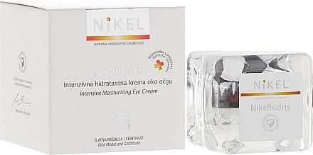 Feuchtigkeitsspendende Augenpflege Anti-Tränensäcke, Anti-Müdigkeit - Nikel Eye Cream — Bild N1