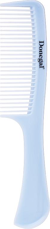 Haarkamm 21 cm 9803 blau - Donegal Hair Comb — Bild N1