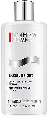 Aufhellende Gesichtslotion mit Peeling-Effekt - Biotherm Homme Excell Bright Brightening Peeling Lotion — Bild N1