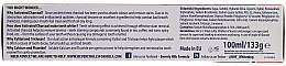 Aufhellende Zahnpasta mit Aktivkohle Total Breath Black - Beverly Hills Formula Natural White Total Breath Black — Bild N2