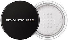 Düfte, Parfümerie und Kosmetik Transparenter loser Gesichtspuder - Makeup Revolution Pro Loose Finishing Powder