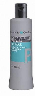 Haaremulsion mit Pflanzenextrakten - Renee Blanche Haute Coiffure Permanente Capelli Normale — Bild N1