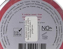 Natürliche Deo-Creme - We Love The Planet Deodorant Sweet Serenity — Bild N2