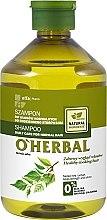 Düfte, Parfümerie und Kosmetik Shampoo für normales Haar mit Birkenextrakt - O'Herbal