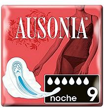 Düfte, Parfümerie und Kosmetik Damenbinden für die Nacht mit Flügeln 9 St. - Ausonia Night Ultra Towels