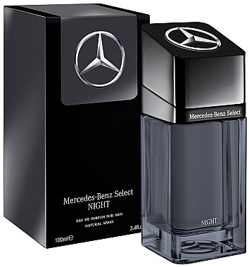 Mercedes-Benz Select Night - Eau de Parfum — Bild N1