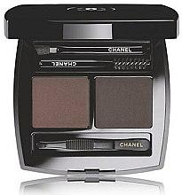 Düfte, Parfümerie und Kosmetik Puder-Duo für die Augenbrauen - Chanel La Palette Sourcils