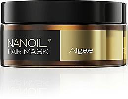 Düfte, Parfümerie und Kosmetik Haarmaske mit Algen - Nanoil Algae Hair Mask