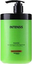 Düfte, Parfümerie und Kosmetik Haarmaske mit Keratin, Honig und Milchprotein - Prosalon Regenerating Mask Milk & Honey