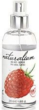 Düfte, Parfümerie und Kosmetik Körpernebel mit Himbeerduft - Naturalium Body Mist Raspberry