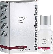 Düfte, Parfümerie und Kosmetik Reparierendes Gesichtsserum für die Nacht - Dermalogica Age Smart Overnight Repair Serum