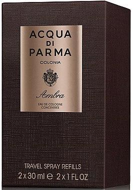 Acqua di Parma Colonia Ambra Travel Spray Refills - Eau de Cologne — Bild N2