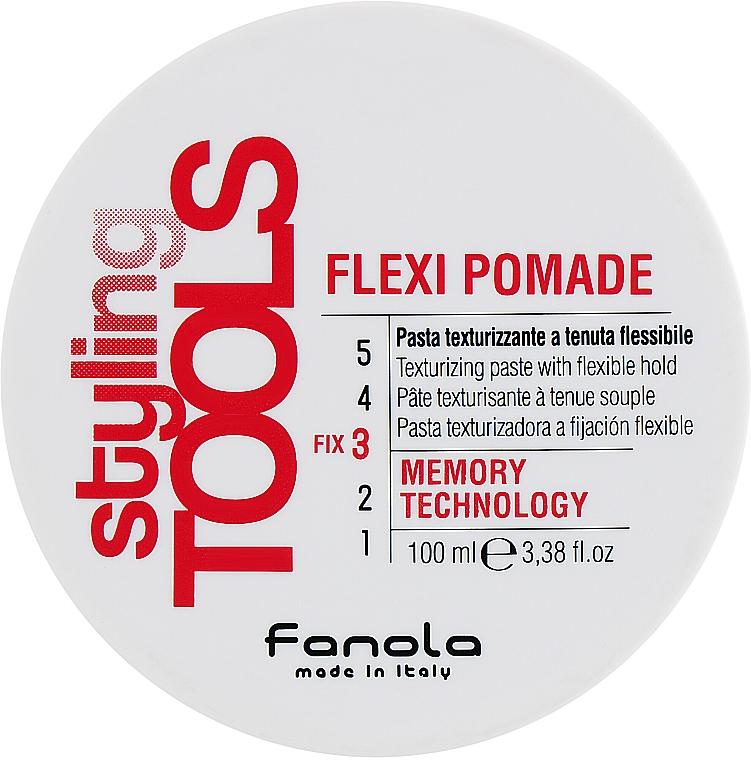 Modellierende Haarpaste Flexibler Halt - Fanola Styling Tools Working Wax Shaping Paste — Bild N1