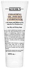 Düfte, Parfümerie und Kosmetik Glättende Haarspülung mit Babassuöl und Argan für trockenes Haar - Kiehl's Smoothing Oil-Infused Conditioner