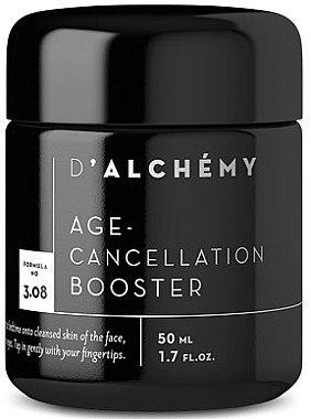 Feuchtigkeitsspendende Gesichtslotion - D'Alchemy Age Concellation Booster — Bild N1
