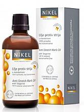 Düfte, Parfümerie und Kosmetik Körperöl gegen Dehnungsstreifen mit Mandarinensaft - Nikel Anti-Stretch Mark