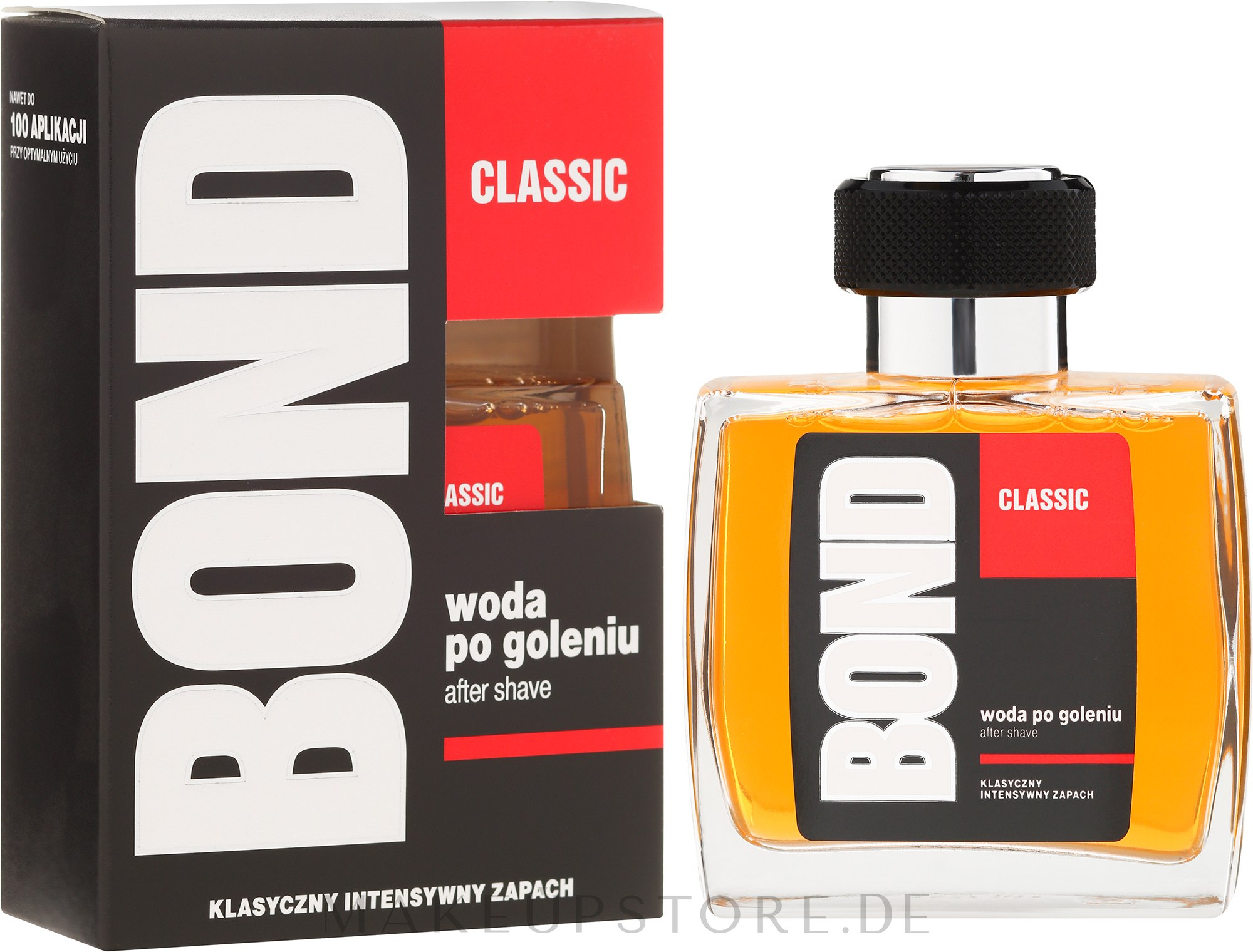 Beruhigende After Shave Lotion - Bond Classic After Shave Lotion — Bild 100 ml