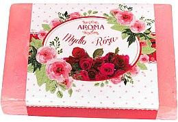 Düfte, Parfümerie und Kosmetik Seife Rose - Delicate Organic Aroma Soap