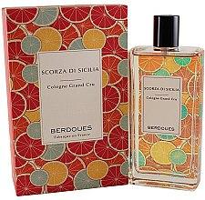 Düfte, Parfümerie und Kosmetik Berdoues Scorza Di Sicilia Cologne Grand Cru - Eau de Cologne