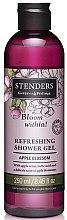 Düfte, Parfümerie und Kosmetik Erfrischendes Duschgel Apfelblüte - Stenders Refreshing Shower Gel Apple Blossom
