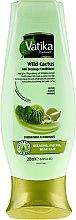 Düfte, Parfümerie und Kosmetik Pflegende Anti-Spliss Haarspülung mit Wildkaktus-Extrakt - Dabur Vatika Wild Cactus Anti-Breakage Conditioner