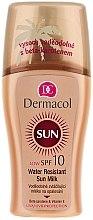 Düfte, Parfümerie und Kosmetik Wasserfeste Sonnenschutzmilch SPF 6 - Dermacol Sun Milk SPF 10