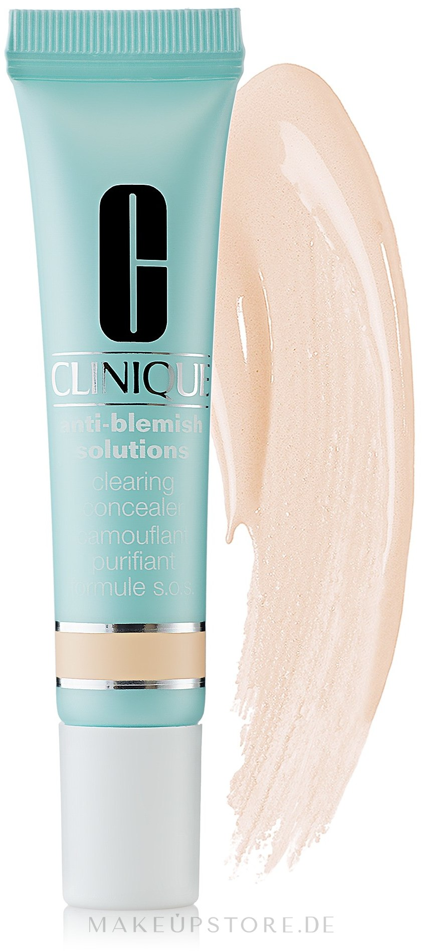 Klärender Concealer gegen Hautunreinheiten - Clinique Anti-Blemish Solutions Clearing Concealer — Bild 01 - Ivory