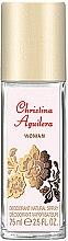 Düfte, Parfümerie und Kosmetik Christina Aguilera Woman - Parfümiertes Körperspray
