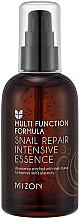 Düfte, Parfümerie und Kosmetik Reparierende Gesichtsessenz mit Schneckenschleim - Mizon Snail Repair Intensive Essence