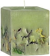 Düfte, Parfümerie und Kosmetik Duftkerze Patchouli - Bulgarian Rose Aromatherapy Wax Candle