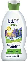 Düfte, Parfümerie und Kosmetik Hypoallergener Badeschaum für Kinder mit Aloe-Wasser und Olivenblätterextrakt - Bobini Vegan