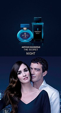 Antonio Banderas The Secret Night - Eau de Toilette — Bild N3