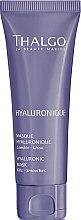 Düfte, Parfümerie und Kosmetik Glättende und korrigierende Anti-Aging Gesichtsmaske mit Hyaluronsäure - Thalgo Hyaluronique Hyaluronic Mask