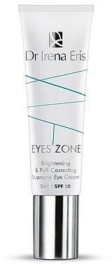 Augenkonturcreme - Dr Irena Eris Eyes Zone Brightening & Puff Correcting Supreme Eye Cream — Bild N2