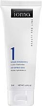 Düfte, Parfümerie und Kosmetik Intensiv feuchtigkeitsspendende Gesichtsmaske - Ioma 1 Anti Dryness Mask