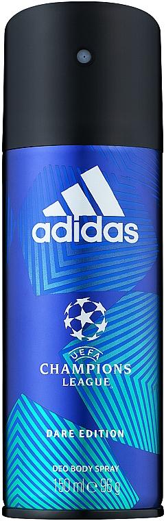 Adidas UEFA Champions League Dare Edition Deo Body Spray - Deospray — Bild N1