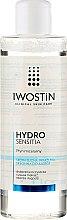 Düfte, Parfümerie und Kosmetik Mizellenwasser für trockene, empfindliche und zu Allergie neigende Haut - Iwostin Hydro Sensita Micellar