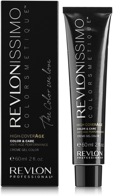 Creme-Haarfarbe - Revlon Professional Revlonissimo Anti Age Technology High Coverage XL150 — Bild N1