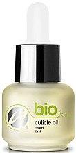 Düfte, Parfümerie und Kosmetik Bio Nagel- und Nagelhautöl mit Pfirsichduft - Silcare Bio Line Oil Peach