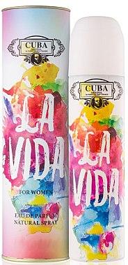 Cuba La Vida For Women - Eau de Parfum