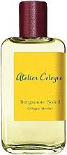 Düfte, Parfümerie und Kosmetik Atelier Cologne Bergamote Soleil - Eau de Cologne