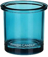 Düfte, Parfümerie und Kosmetik Kerzenhalter für Votivkerze - Yankee Candle POP Blue Tealight Votive Holder