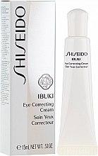 Korrigierende Augenpflege - Shiseido Ibuki Eye Correcting Cream — Bild N1