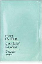 Düfte, Parfümerie und Kosmetik Beruhigende Maske für die Augenpartie - Estee Lauder Stress Relief Eye Mask