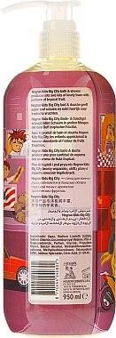 """Bade- und Duschgel """"Big City"""" für Kinder - Hegron Kid's Big City Bath & Shower — Bild N2"""
