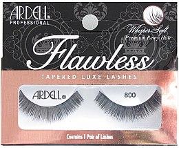 Düfte, Parfümerie und Kosmetik Künstliche Wimpern - Ardell Flawless Lashes 800